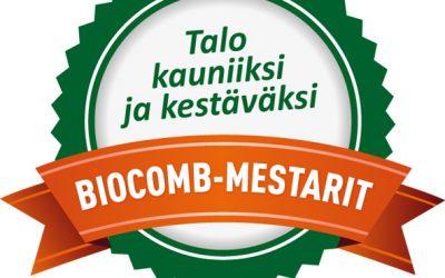 BioComb Mestarit koulutus 2018